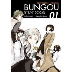 Bungou Stay Dogs