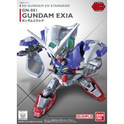 SD EX STD 003 GUNDAM EXIA