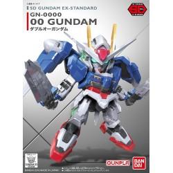 SD GUNDAM EX STD 008 OO GUNDAM