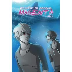Artificial people: Magenta