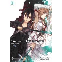 Sword Art Online Książka