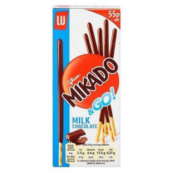 Mikado&GO! Milk Chocolate 39g