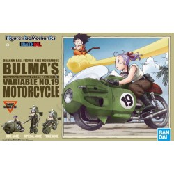 Mechanics Bulma S No.19...