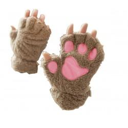 Rękawiczki Kocie Łapki bez...