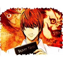 Poduszka Death Note1