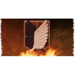 Atak Tytanów wzór 5