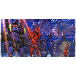 Neon Genesis Evangelion wzór 3