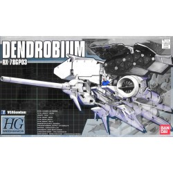 HG 1550 DENDROBIUM RX-78GP03