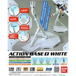Action Base 1 White