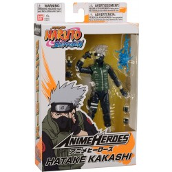 ANIME HEROES NARUTO - KAKASHI