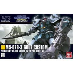 HGUC 1144 MS-07B-3 GOUF CUSTOM