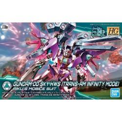 HGBD Gundam 00 Sky Hw (S...