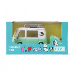 BT21 x BTS - CAMPING CAR -...