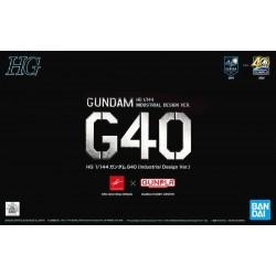 HG GUNDAM G40 (INDUSTRIAL...