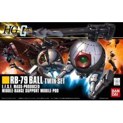 HGUC 1144 BALL TWIN SET