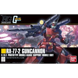 HGUC 1144 RX-77-2 GUNCANNON