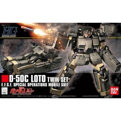 HGUC 1144 D-50C LOTO TWIN SET