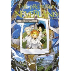 The Promised Neverland LN...