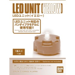 MG LED UNIT YELLOW