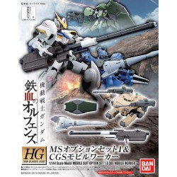 HG MS OPT SET 1 & CGS...