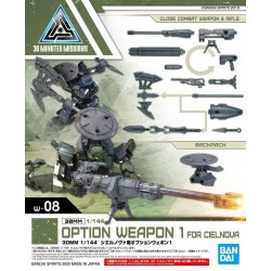 30MM 1/144 OPTION WEAPON 1...