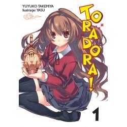 Toradora LN