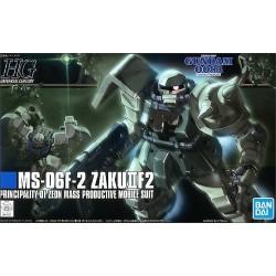 HGUC MS-06 ZAKU II F2 ZEON...